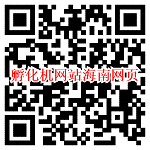 手机访问孵化机网站海南网页二维码
