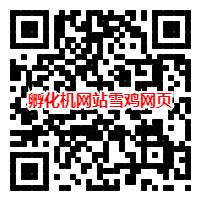 孵化机网站雪鸡网页